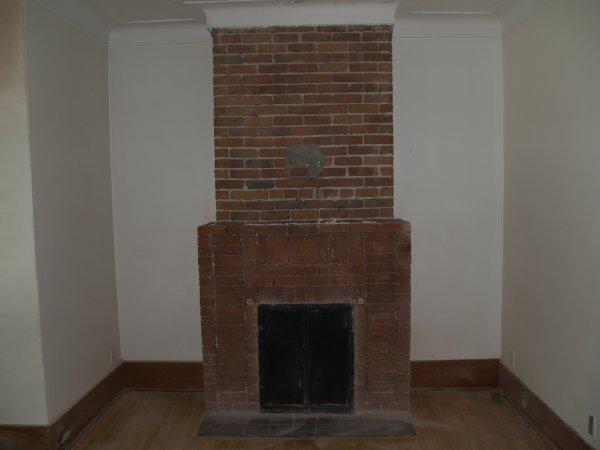 Nettoyage d capage int rieur et ext rieur for Foyer exterieur en brique