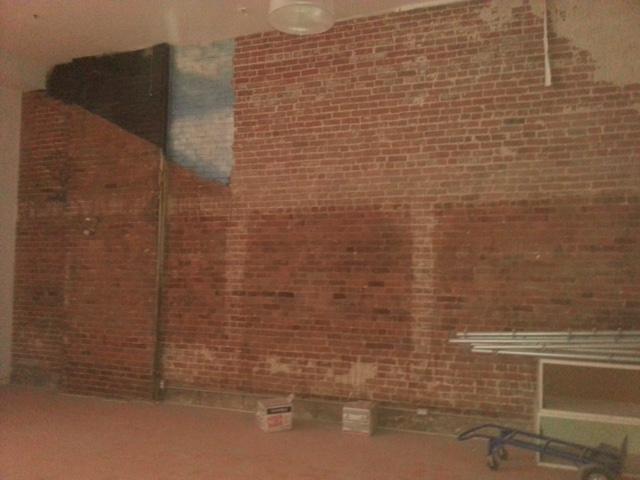 Nettoyer des briques service de lavage de brique lorraine for Produit pour nettoyer les murs exterieurs