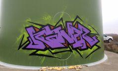 Effaçage graffiti